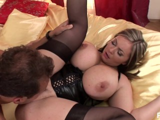 Big Natural Breasts 5 - Scene 3