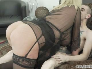 francuski porno video