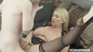 LEIGH DARBY IN  MY FRENCH STEPSON full scene. Boobs anal