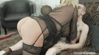 LEIGH DARBY IN  MY FRENCH STEPSON full scene.