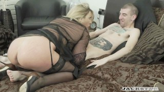 LEIGH DARBY IN  MY FRENCH STEPSON full scene. Butt cunnilingus