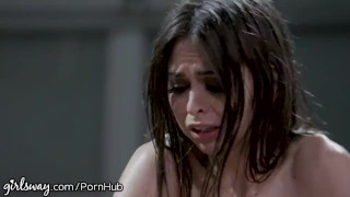 Preview 3 of Girlsway Riley Reid's Intense Lesbian Orgy