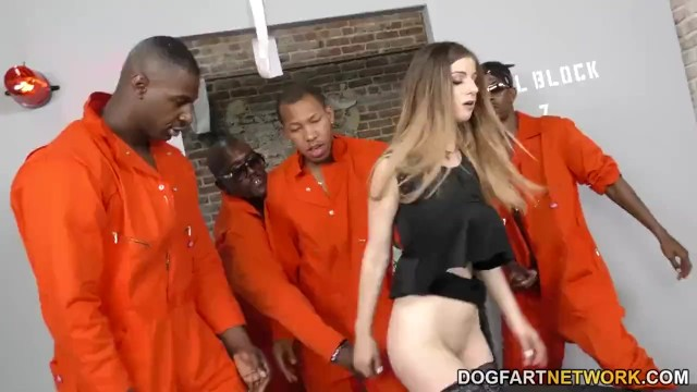 grote zwarte pik DP grote tieten sexy pussy