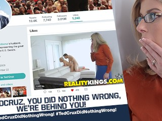 Ted Cruz Did Nothing Wrong! – Cory Chase liked by Ted Cruz