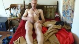 spiritual sex yoga -13- Julio ha Jinn gets horny
