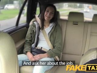 FakeTaxi Passenger wants drivers big cock