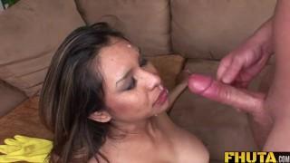 FHUTA - Maid Gets Double Teamed porno