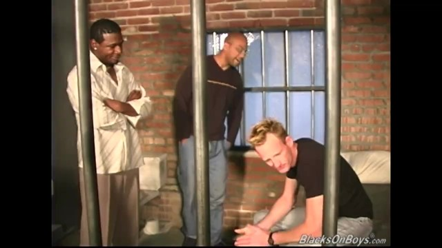 Boy getting fucked in prison White Guy Gets Fucked In The Prison By Blacks Pornhub Com