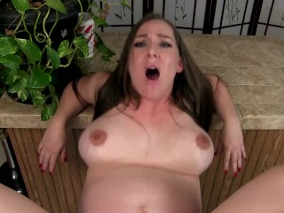 Busty brunette cuckholds hubby 3gp
