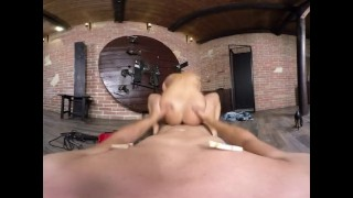 TmwVRnet - Angel Piaff - Yes, Mistress Dick huge
