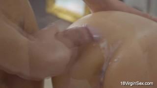 18 Virgin Sex Meet Brianna a stunning 19 year old