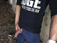 Goodbye taboo - Peeing boys are horny