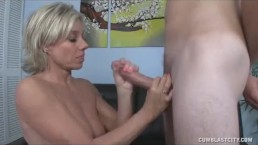 CUM BLAST CITY MOM AND SON