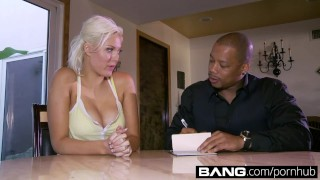 Hardcore the bangcom here blackwhite ladies watch love bbc bang czech