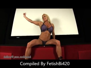 Female Muscle Compilation FBB