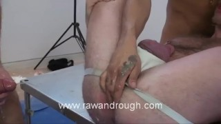 Part manhandlers  manhattan fetish sex