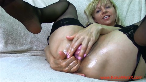 overdreven anal sex