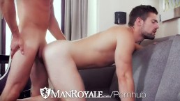 ManRoyale - Hot Duo Griffin Barrows & Darin Silvers Fuck