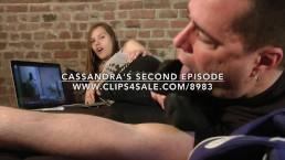 Cassandra's Second Episode - www.c4s.com/8983/16313178