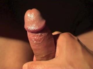 Erotic penis massage...