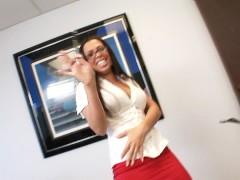 Rachel Starr behind the scenes VERY FUNNY