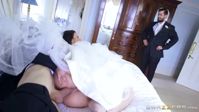 Big boob bride 9 Cheating bride simony diamond loves anal - brazzers