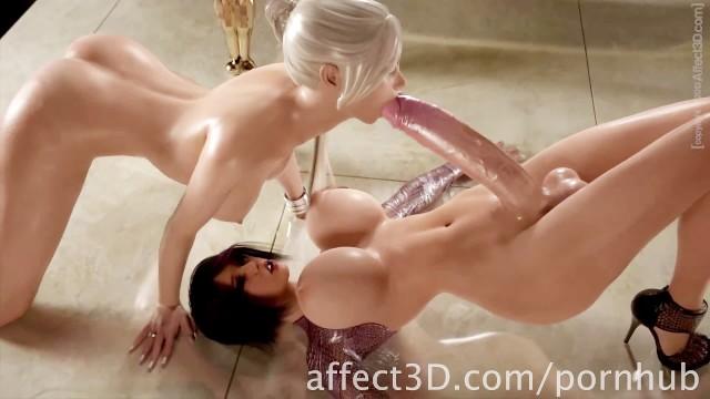 Shemale kreslené porno videá