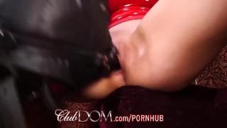 Mistresses Brittany Shae & Lexi Luna Use Their Slaves
