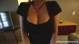 Fucked My Huge Titty Neighbor Next Door