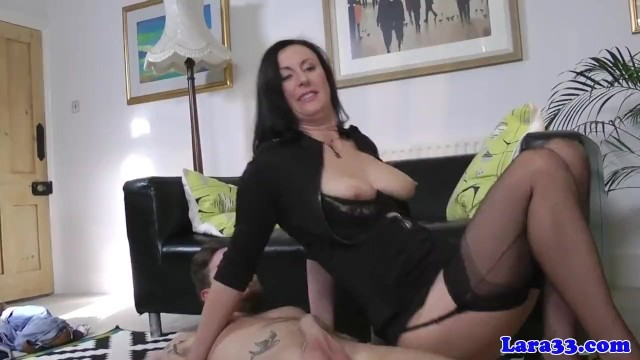 Glamour matures tgp - Glamour milf banged by male escort