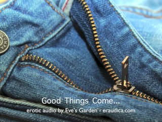 Good things come...erotic audio for anyone who doesn't have a 12