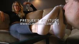Presley's Attitude - www.c4s.com/8983/16437146
