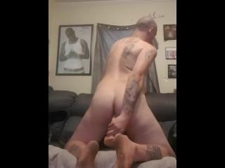 Sexy rides hard...