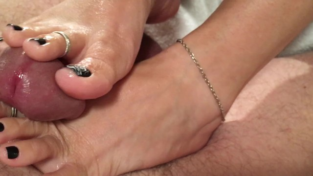 Download Gratis Video Nikita Wife's Amazing Black Pedicure Footjob