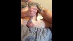 Big cock balls and a huge nut
