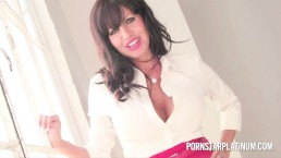 Hot Latin MILF Tara Holiday Takes Young Stud After Hard Day