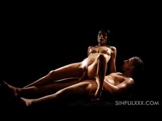 Sensual sex and cumshot