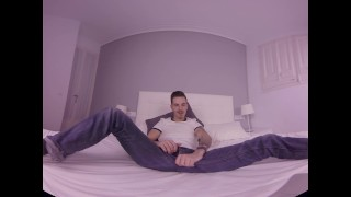 VirtualRealGay.com - Boy next room