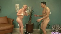 Afroinvasion miley may bbc creampie - 1 part 1