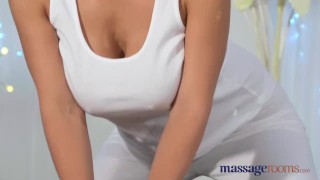 Preview 2 of Massage Rooms Hot 69 and orgasms for horny young big boobs lesbians