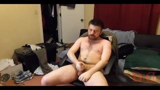 Thedudewhosadude takes on popper training Joeschmovideos hairy