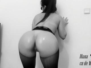 Booty queen porn queen diana cu de melancia...