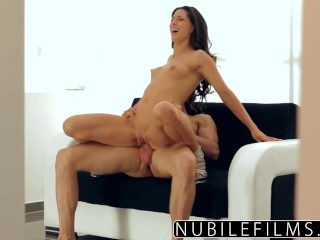 NubileFilms – Helpful Man Makes Scortching hot Housewife Squirt