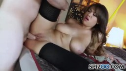 Cassidy Banks Fucks The Painter