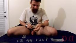 Thedudewhosadude demos a cock cage!