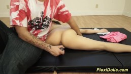 lucy doll is a real flexible teen doll