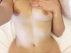 : ASMR Curvy, Big Tits POV Masturbation// Whispering V