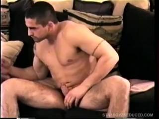 Straight Boy Zack Likes To Jack