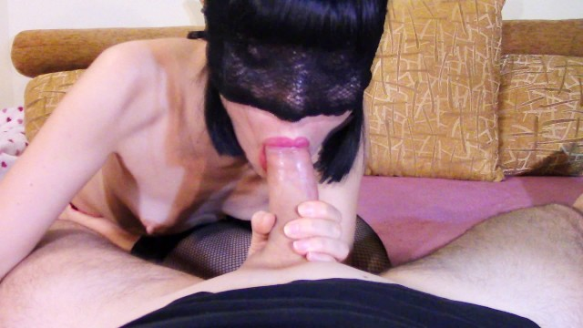 Girlfriend from college invited for coffee and there was fuck in all holes! 15
