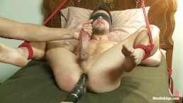 Edging a Big Fat Cock